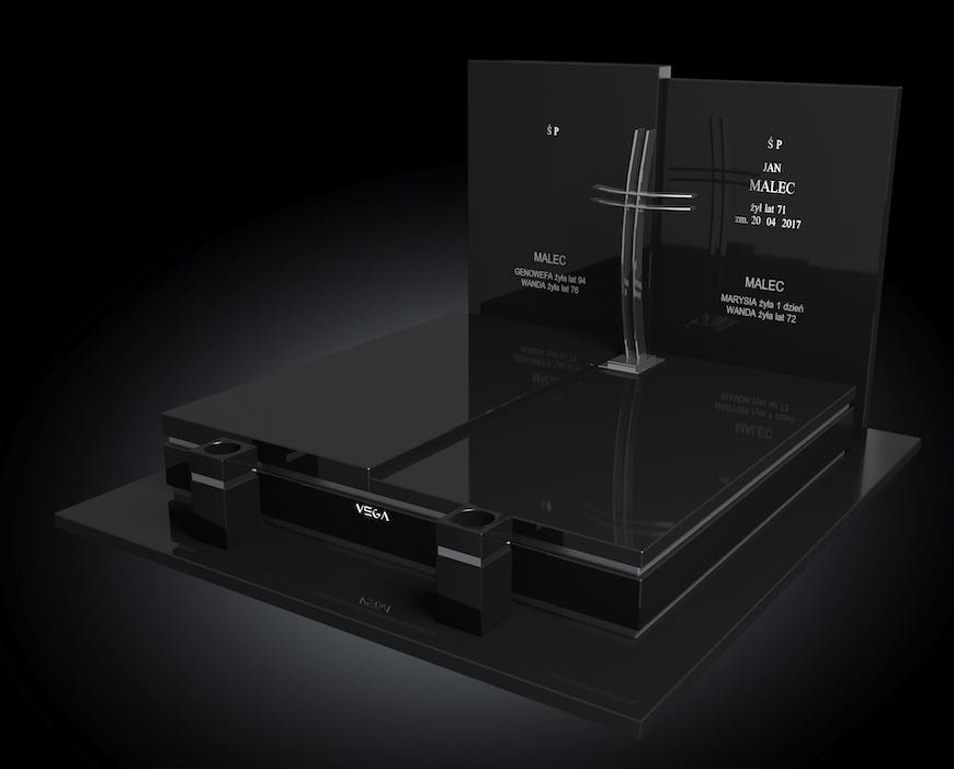 Kolekcja – Nagrobki nowoczesne / model 113