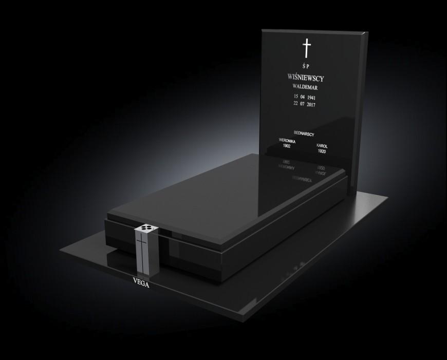 Kolekcja – Nagrobki nowoczesne / model 037